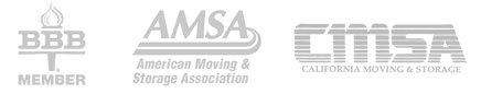 Moving and Storage Association Logos